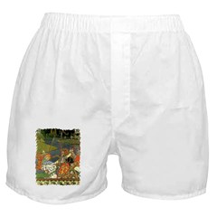 Russian Fairytale Boxer Shorts