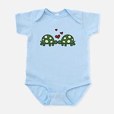 Love Turtles Infant Bodysuit