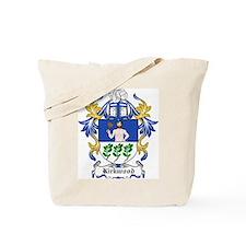 Kirkwood Coat of Arms Tote Bag