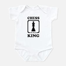 Chess king Infant Bodysuit