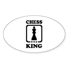 Chess king Decal