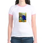The Prioress' Tale Jr. Ringer T-Shirt