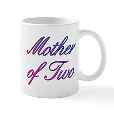 Mother of Two Mug