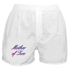 Mother of Two Boxer Shorts