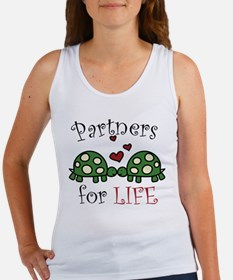 Partners For Life Women's Tank Top