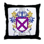 Kippen Coat of Arms Throw Pillow
