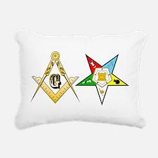 Masonic Eastern Star Mousepad Rectangular Canvas P