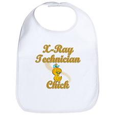 X-Ray Technician Chick #2 Bib