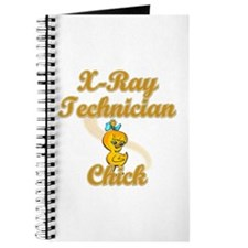 X-Ray Technician Chick #2 Journal