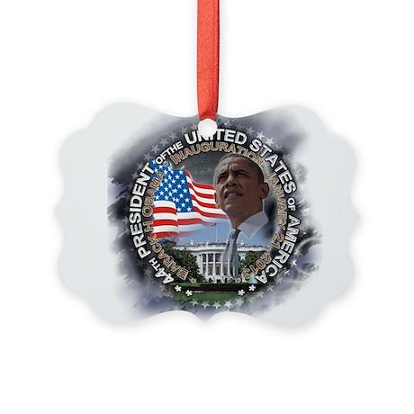 Obama Inauguration 01.21.13: Picture Ornament