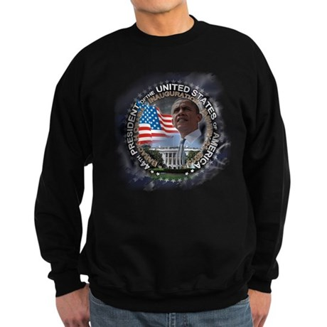 Obama Inauguration 01.21.13: Sweatshirt (dark)