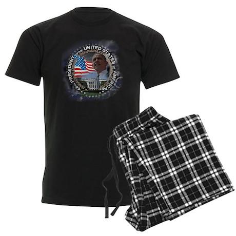 Obama Inauguration 01.21.13: Men's Dark Pajamas