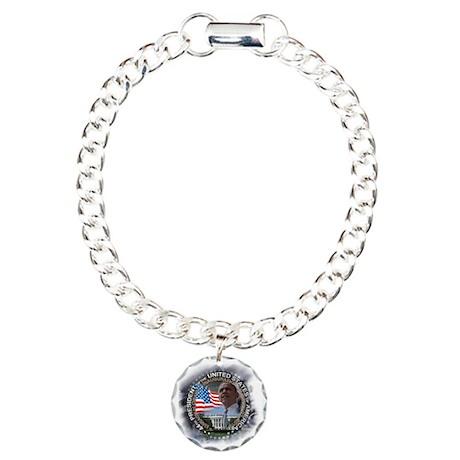 Obama Inauguration 01.21.13: Charm Bracelet, One C