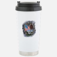 Obama Inauguration 01.21.13: Stainless Steel Trave
