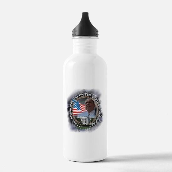 Obama Inauguration 01.21.13: Water Bottle