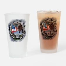 Obama Inauguration 01.21.13: Drinking Glass