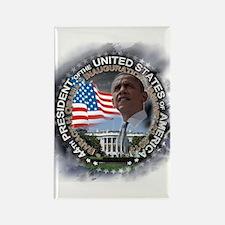 Obama Inauguration 01.21.13: Rectangle Magnet