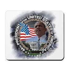 Obama Inauguration 01.21.13: Mousepad