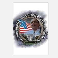 Obama Inauguration 01.21.13: Postcards (Package of