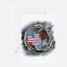 Obama Inauguration 01.21.13: Greeting Card