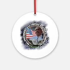 Obama Inauguration 01.21.13: Ornament (Round)