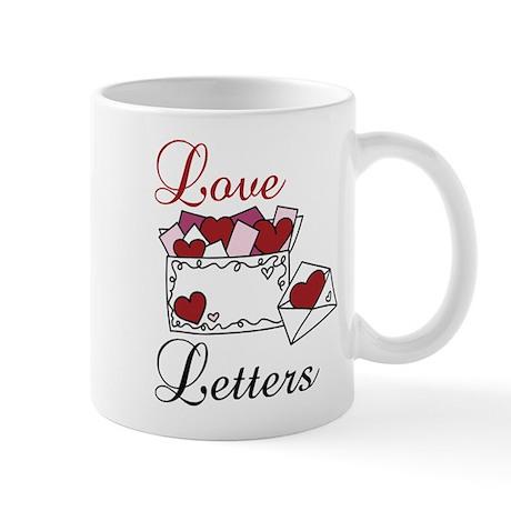 Love Letters Mug