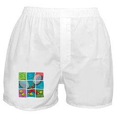 Tennis Fun Boxer Shorts
