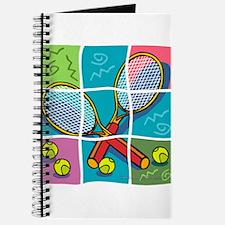 Tennis Fun Journal