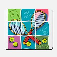 Tennis Fun Mousepad