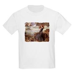 Miranda and The Tempest Kids T-Shirt