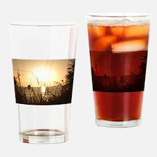Sunset Venice Florida Drinking Glass