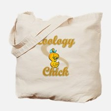 Zoology Chick #2 Tote Bag