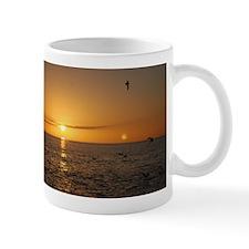 Birds in the Sunset Mug