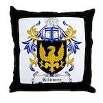 Kilmore Coat of Arms Throw Pillow