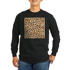 Leopard Print Pattern. T