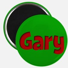 Gary Green and Red Magnet