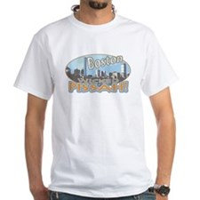 Boston Skyline Wicked Pissah Shirt