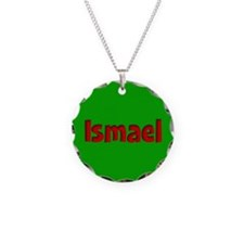 Ismael Green and Red Necklace