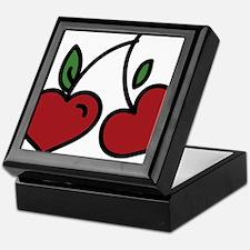 Wild Cherry Keepsake Box