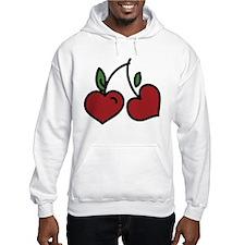 Wild Cherry Jumper Hoody