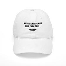 KEEP THEM LAUGHING KEEP THEM Baseball Cap