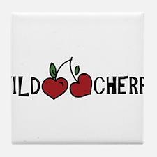 Wild Cherry Tile Coaster