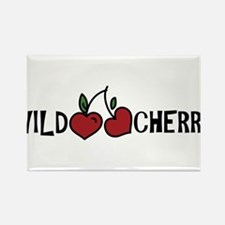 Wild Cherry Rectangle Magnet