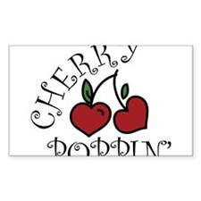 Cherry Poppin Decal