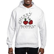 Cherry Poppin Jumper Hoody