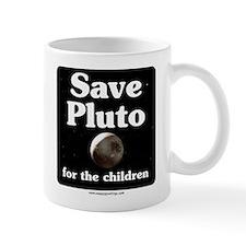 Save Pluto for the Children Mug