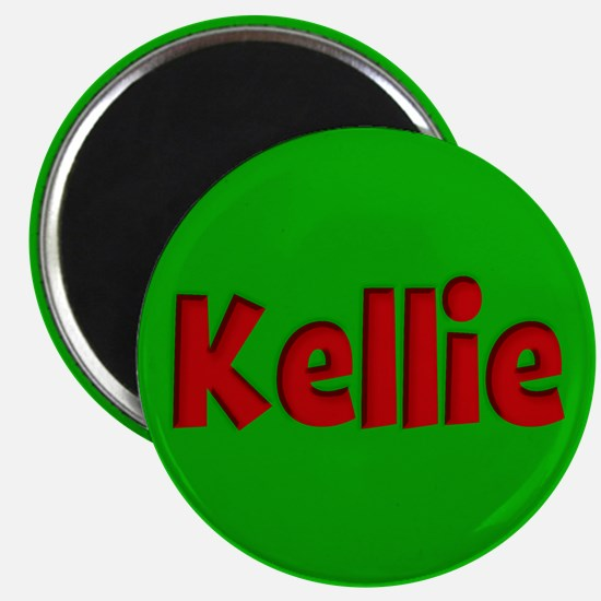 Kellie Green and Red Magnet