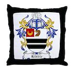 Kibble Coat of Arms Throw Pillow