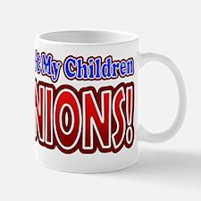 Children Are Minions Design Mug