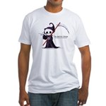 Grim rules Fitted T-Shirt